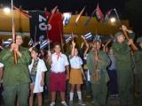 Reeditan asalto simbólico al otrora Cuartel Moncada