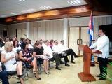 Canciller cubano llama a la comunidad internacional a defender la paz en la región