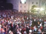 Díaz-Canel asiste a concierto en la Universidad de La Habana
