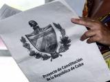 Entra en su última semana consulta sobre nueva Constitución cubana