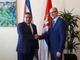 Analizan Serbia y Cuba posible cooperación en medio ambiente