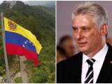 Díaz-Canel llama al mundo a impedir agresión a Venezuela