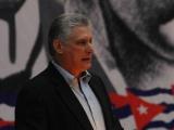 Presidente de Cuba reclama fin de bloqueo estadounidense