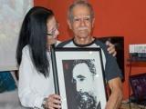 Participa Oscar López en homenaje a Fidel