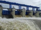 La presa Zaza abre todas sus compuertas