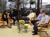 Raúl y Díaz-Canel sostuvieron encuentro con Dilma Rousseff