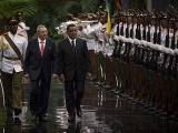 Presidente de Etiopía concluye visita a Cuba