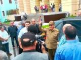 Presidente Raúl Castro se reúne con autoridades de Santiago de Cuba