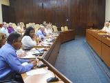 Reitera Díaz-Canel importancia de inversión extranjera y exportación en sectores clave de la economía