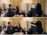 Donald Trump pierde la compostura ante periodista de CNN